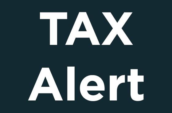 DHJJ Tax Alerts